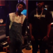"""Andre 3000 """"In Studio With Mike WiLL Made It"""" Video"""