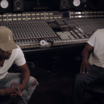 "BTS: Jay Rock & Kendrick Lamar In The Studio Making ""Pay For It"""