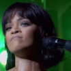 "Rihanna Performs ""Love On The Brain"" At The Billboard Awards"