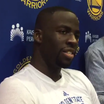 """Draymond Green Doesn't Care About Golden State's """"Villain Status"""""""