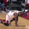 """Shaqtin A Fool"" Featuring Dwyane Wade's Ridiculous Flop"