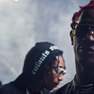 "Young Thug, 2 Chainz, Wiz Khalifa & PnB Rock ""Gang Up"" Video"