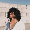"""6LACK Performs """"PRBLMS"""" On Corden & Is Interviewed By Zane Lowe For Apple Music's Up Next Series"""