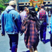 Kanye West & Kim Kardashian Spotted Together For The First Time In Weeks At Disneyland
