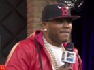 Nelly & Mack Wilds Freestyle On MTV RapFix