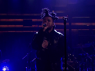 "The Weeknd Performs ""Pretty"" Live On Jimmy Fallon"