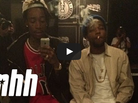 "Curren$y Brings Out Wiz Khalifa To Perform ""Car Service"" Live"