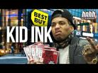 "Kid Ink Visits Best Buy On ""Full Speed"" Release Day"