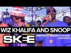 Snoop Dogg Brings Out Wiz Khalifa At SXSW
