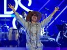 Erykah Badu Throws Shade At Iggy Azalea During Soul Train Awards