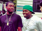 """Meek Mill To 50 Cent: """"I Submit To Your Memes"""""""