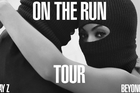 """Jay Z & Beyonce's """"On The Run"""" Tour Set To Become Second Most Successful Tour Ever"""
