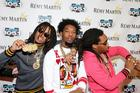 "Stream Migos' Debut Album ""Yung Rich Nation"" A Week Early"