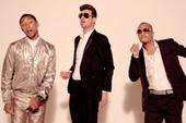 """Robin Thicke's """"Blurred Lines"""" Breaks Record For Highest Radio Audience"""