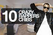 10 Crazy Rapper Cribs