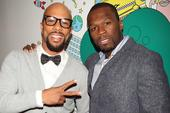 """50 Cent Says He And Common Have """"BIG THINGS TO COME"""""""