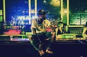 "BTS Photos: Chris Brown Shoots Video For ""Liquor"""