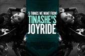 """5 Things We Want From Tinashe's """"Joyride"""""""