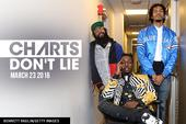 Charts Don't Lie: March 23