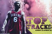 Top Tracks: August 21 - August 28