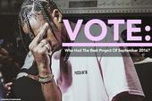 Vote: Who Had The Best Project Of September 2016?