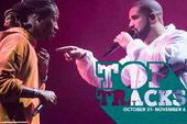 Top Tracks: October 31 - November 6