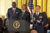 "President Obama Awards Medal Of Freedom To Michael Jordan: ""He's More Than Just A Meme"""