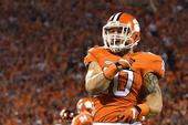 Clemson Linebacker Explains Why His Teammate Inappropriately Grabbed A Player After Tackling Him