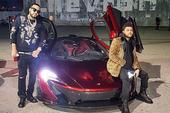 French Montana & The Weeknd Filmed A Music Video Last Night
