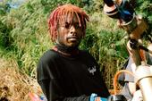 Lil Uzi Vert Got His First Face Tattoo So He'd Have To Focus On Music