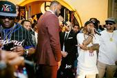 Lebron James Reunites Lil Wayne & The Hot Boyz At All-Star Weekend