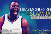 This Draymond Green Video Game Combines Karate With Basketball