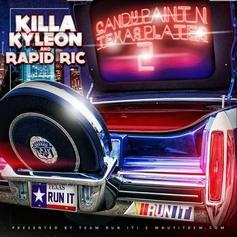 Candy Paint N Texas Plates 2 (Hosted by DJ Rapid Ric)