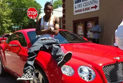 Soulja Boy Accused Of Hit-And-Run, Cops Impound His Bentley [Update: Soulja Boy Affiliate Arrested]