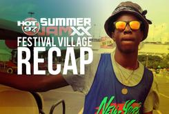 HOT97 Summer Jam XX Recap: Festival Village With Action Bronson, Joey Bada$$, A$AP Ferg & More!