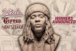 "Wale ""Gifted Heatseeker"" Contest Winners Announced!"