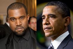 "Barack Obama Says Kanye West's Music Is ""Outstanding"""