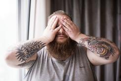 Action Bronson Shoves Security Guard Who Attempts To Take His Joint On Stage