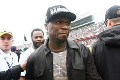 50 Cent Partners With Swan Racing's NASCAR Team