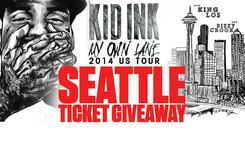Win Kid Ink Tickets, Follow HotNewHipHop On Instagram! [Update: Winner Announced]
