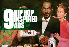 9 Vintage Hip-Hop Inspired Ads