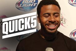 Quick5: Sage The Gemini Reveals He's Got A Collabo With Too Short, Ty Dolla $ign & Jeremih