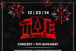 TDE Announces Holiday Concert & Toy Giveaway