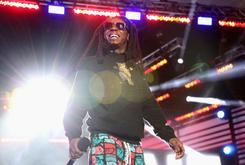 "Lil Wayne Calls ""White Boy"" Out For Throwing A Beer At Him During Show"
