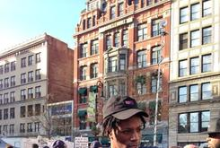 Joey Bada$$ Joins Freddie Gray Protests In NYC