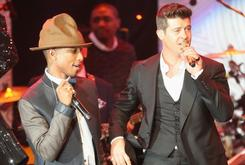 "Pharrell & Robin Thicke Are Trying To Take ""Blurred Lines"" Back To Court"