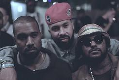 """Schoolboy Q & Kanye West Shoot Video For """"That Part"""" In Los Angeles"""