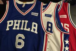 Sixers Become First Team To Debut Advertisements On Their Jerseys