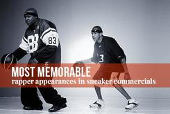The Most Memorable Rapper Appearances In Sneaker Commercials