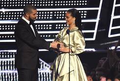 Drake & Rihanna Were Seen Getting Affectionate In Miami